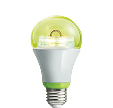 GE Link Connected LED smart bulb