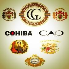 General Cigar Company logos