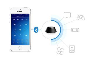 AnyMote Home connected to multiple devices